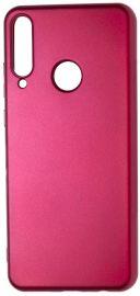"Bordo spalvos dėklas Huawei Y6P ""X-level Guardian"""