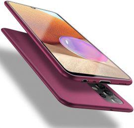 """Bordo spalvos dėklas Samsung Galaxy A326 A32 5G """"X-level Guardian"""""""