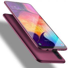 """Bordo spalvos dėklas Samsung Galaxy A505 A50 / A507 A50s / A307 A30s """"X-level Guardian"""""""