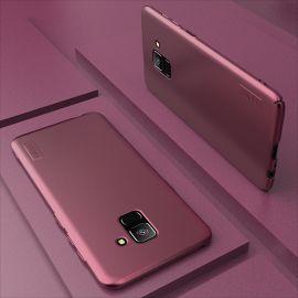 "Bordo spalvos dėklas Samsung Galaxy J600 J6 2018 ""X-level Guardian"""