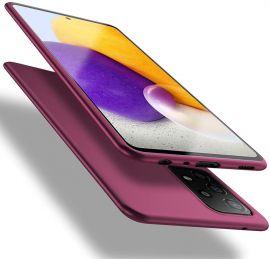 """Bordo spalvos dėklas Samsung Galaxy M51 """"X-level Guardian"""""""