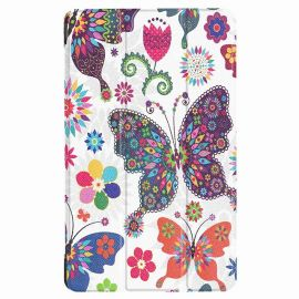 """Butterfly dėklas Huawei MediaPad T5 10.0 """"Smart Leather"""""""