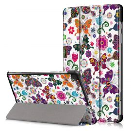 """Butterfly dėklas Samsung T500 / T505 Tab A7 10.4 2020 """"Smart Leather"""""""
