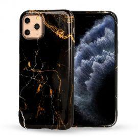 "Design 4 dėklas Apple iPhone 12 Pro Max ""Marble Silicone"""