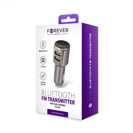 Forever TR-340 Bluetooth MP3 grotuvas / FM bangų moduliatorius