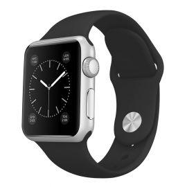 Juoda originali Apyrankė Apple Watch 42mm Sport Strap S / M -M / L
