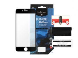 """Juodas apsauginis ekrano stiklas Apple iPhone 6 / 6S """"MyScreen Diamond Edge 3D"""""""