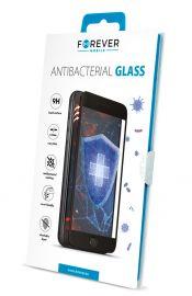 """Juodas apsauginis ekrano stiklas Apple iPhone XS Max / 11 Pro Max """"Forever Antibacterial"""""""
