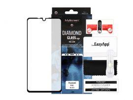 """Juodas apsauginis ekrano stiklas Huawei P30 """"MyScreen Diamond Full Glue"""""""