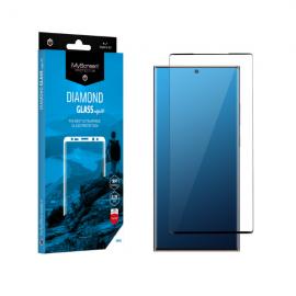 """Juodas apsauginis ekrano stiklas Samsung Galaxy A105 A10 """"MyScreen Diamond Edge 3D"""""""