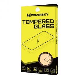 "Juodas apsauginis ekrano stiklas Samsung Galaxy A525 A52 / A526 A52 5G / A528 A52s 5G ""Wozinsky 5D"""