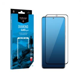 """Juodas apsauginis ekrano stiklas Samsung Galaxy G986 S20 Plus """"MyScreen Diamond Edge 3D"""""""
