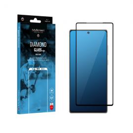 """Juodas apsauginis ekrano stiklas Samsung Galaxy N980 Note 20 """"MyScreen Diamond Full Glue"""""""