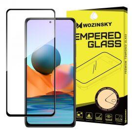 """Juodas apsauginis ekrano stiklas Xiaomi Mi 11i 5G / Redmi K40 / Poco F3 """"Wozinsky 5D"""""""