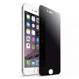 """Juodas apsauginis stiklas Apple iPhone 6 / 6S """"Full Privacy"""""""