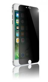 """Juodas apsauginis stiklas Apple iPhone 7 / 8 """"Full Privacy"""""""