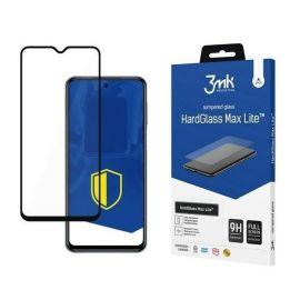 "Juodas apsauginis stiklas Xiaomi Redmi Note 10 Pro ""3MK Hard Glass Max Lite"""