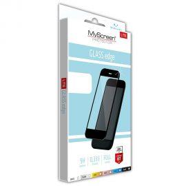 """Juodas apsauginis stikliukas Apple iPhone 6 / 6S """"MyScreen Lite Edge Full Glue"""""""