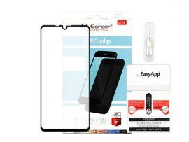 """Juodas apsauginis stikliukas Huawei P30 Lite """"MyScreen Lite Edge Full Glue"""""""