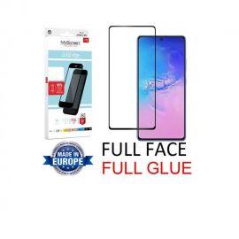 """Juodas apsauginis stikliukas Samsung Galaxy S10 Lite / A91 """"MyScreen Lite Edge Full Glue"""""""