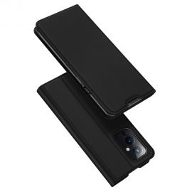 """Juodas atverčiamas dėklas OnePlus 9 """"Dux Ducis Skin Pro"""""""
