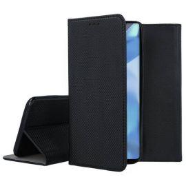 """Juodas atverčiamas dėklas OnePlus 9 Pro 5G """"Smart Magnet"""""""