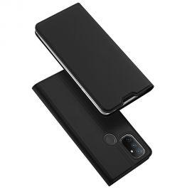 """Juodas atverčiamas dėklas OnePlus Nord N100 """"Dux Ducis Skin Pro"""""""