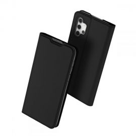 """Juodas atverčiamas dėklas Samsung Galaxy A326 A32 5G """"Dux Ducis Skin Pro"""""""