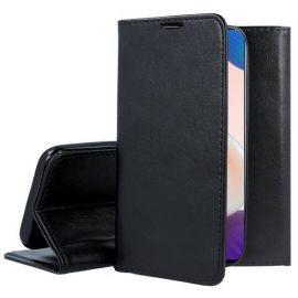 """Juodas atverčiamas dėklas Samsung Galaxy G525 Xcover 5 """"Smart Magnetic"""""""