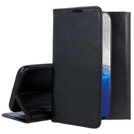 """Juodas atverčiamas dėklas Samsung Galaxy S20 FE / S20 Lite """"Smart Magnetic"""""""
