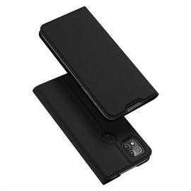 """Juodas atverčiamas dėklas Xiaomi Redmi 9C / 9C NFC """"Dux Ducis Skin Pro"""""""