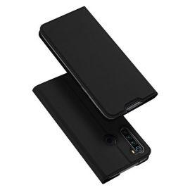 """Juodas atverčiamas dėklas Xiaomi Redmi Note 8T """"Dux Ducis Skin Pro"""""""