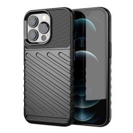 """Juodas dėklas Apple iPhone 13 Pro Max """"Thunder """""""