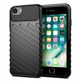 """Juodas dėklas Apple iPhone 7 / 8 / SE 2020 """"Thunder """""""