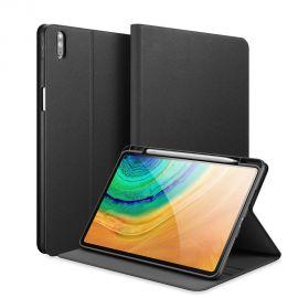 """Juodas dėklas Huawei MatePad Pro 10.8 """"Dux Ducis Domo"""""""