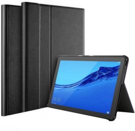 """Juodas dėklas Huawei MediaPad T5 10.0 """"Folio Cover"""""""