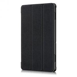 """Juodas dėklas Lenovo Tab E10 X104F """"Smart Leather"""""""