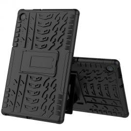 """Juodas dėklas Lenovo Tab M10 Plus X606 """"Shock-Absorption"""""""