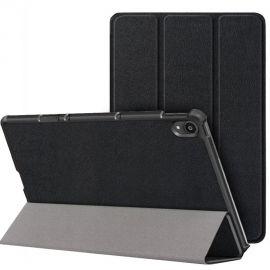 """Juodas dėklas Lenovo Tab P11 / IdeaTab P11 J606F """"Smart Leather"""""""