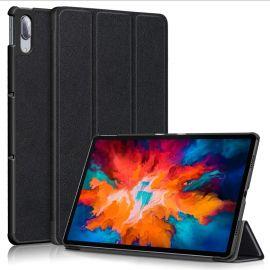 """Juodas dėklas Lenovo Tab P11 Pro """"Smart Leather"""""""