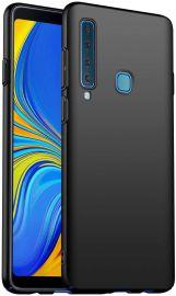 """Juodas dėklas Samsung Galaxy A920 A9 2018 """"Spigen TPU"""""""
