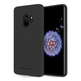 """Juodas dėklas Samsung Galaxy G960 S9 """"Mercury Soft"""""""