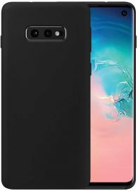 "Juodas dėklas Samsung Galaxy G970 S10e ""Spigen TPU"""