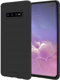 """Juodas dėklas Samsung Galaxy G975 S10 Plus  """"Mercury Soft"""""""