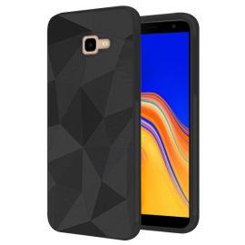 """Juodas dėklas Samsung Galaxy J415 J4 Plus 2018 """"Prism"""""""