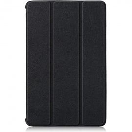 "Juodas dėklas Samsung T810 / T813 / T815 / T819 Tab S2 9.7 ""Smart Leather"""