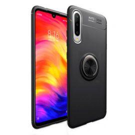 """Juodas dėklas Xiaomi Mi A3 """"Ring"""""""