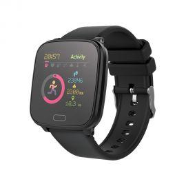 Juodas išmanusis laikrodis Forever IGO JW-100