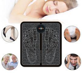 Juodas kojų masažuoklis MF003