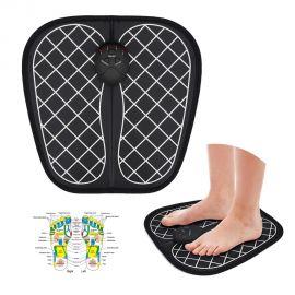 Juodas kojų masažuoklis MF004